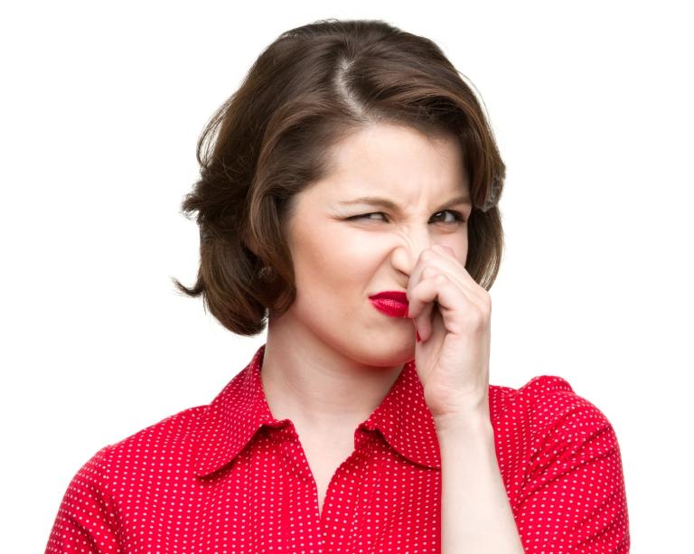 likwidowanie zapachów